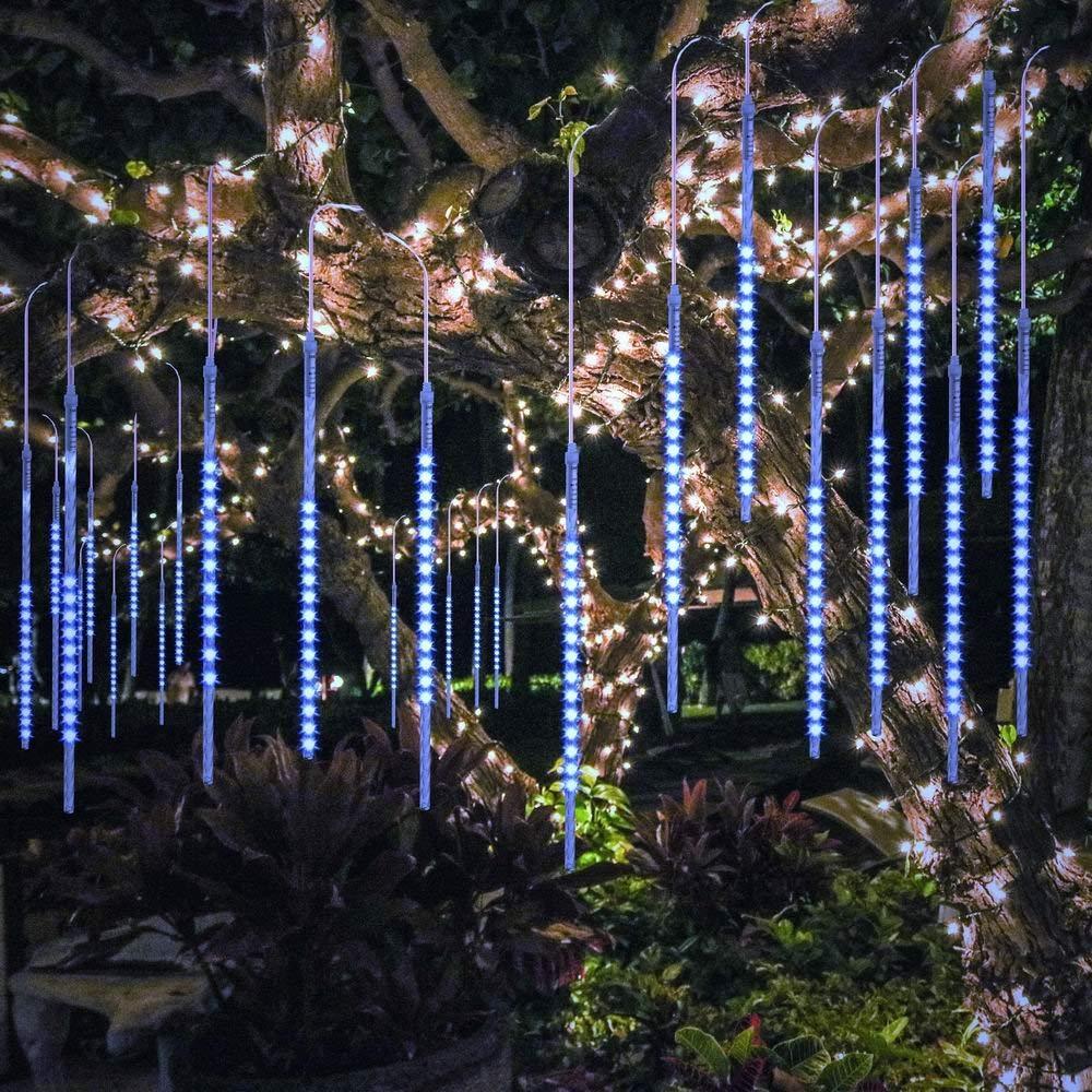 Meteor Shower Rain Lights — Christmas Lights